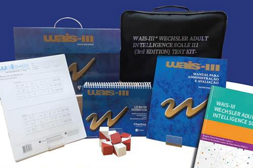 WAIS-Ⅲ(ウェイス・スリー):成人用ウェクスラー式知能検査
